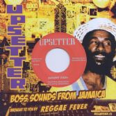 Faithful Brothers - Mount Zion / Prince Tallis - Who Feels It (Upsetter / Reggae Fever) 7""